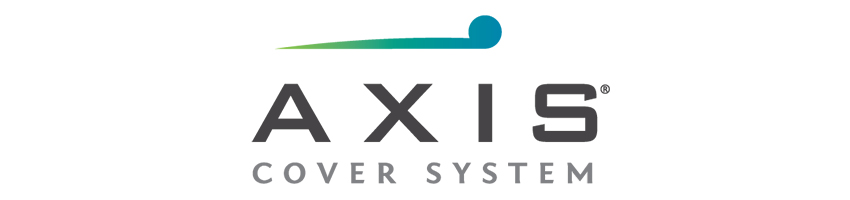 axis cover system by master spas logo
