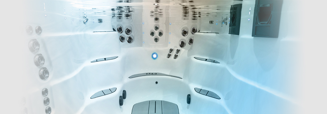 Challenger 18 D swim spa