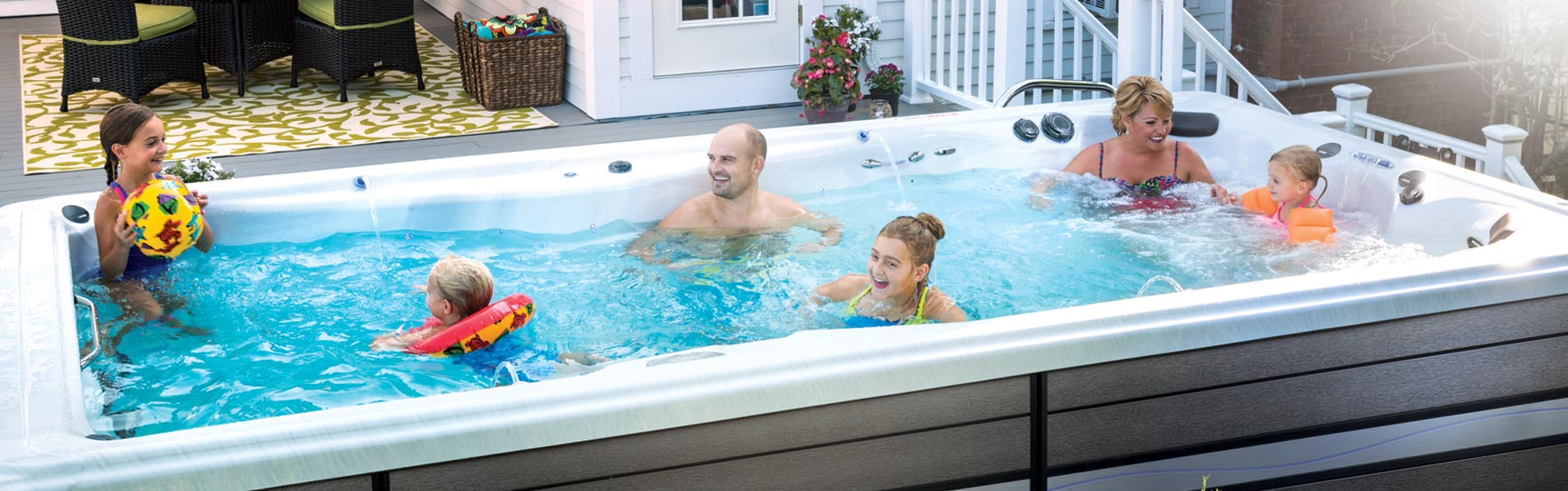 get pricing on an h2x swim spa