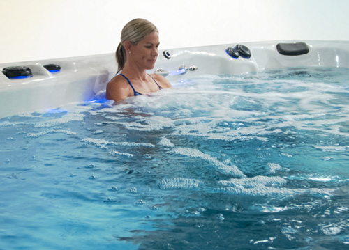 Rehabilitate injuries using hydrotherapy