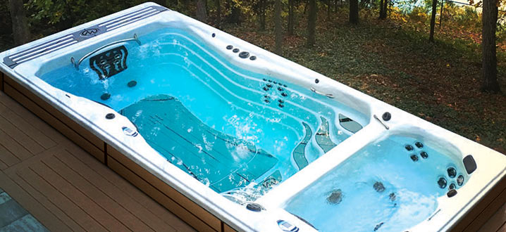 Use A Swim Spa As A Pool Alternative